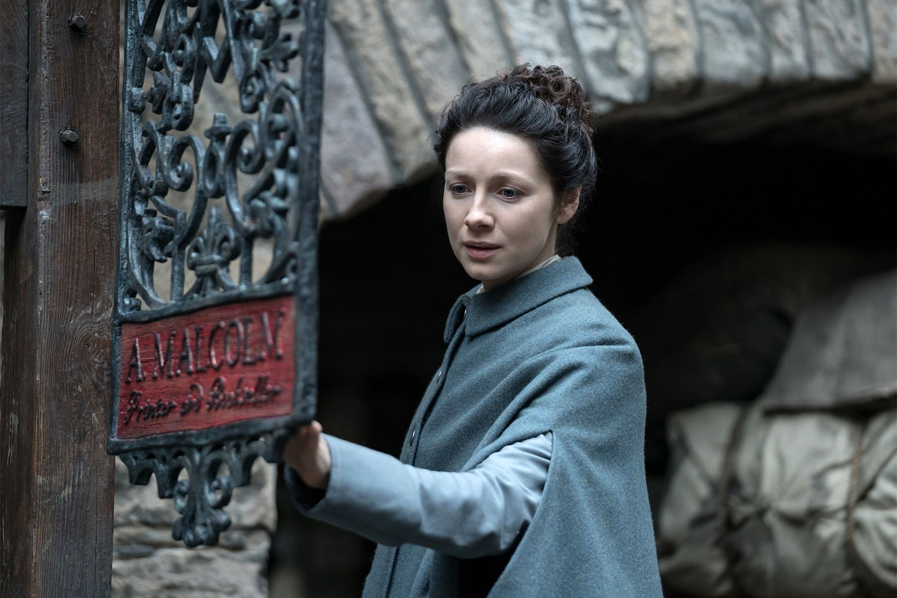 Claire Finally Tells Joe About Jamie in this Exclusive Outlander Clip