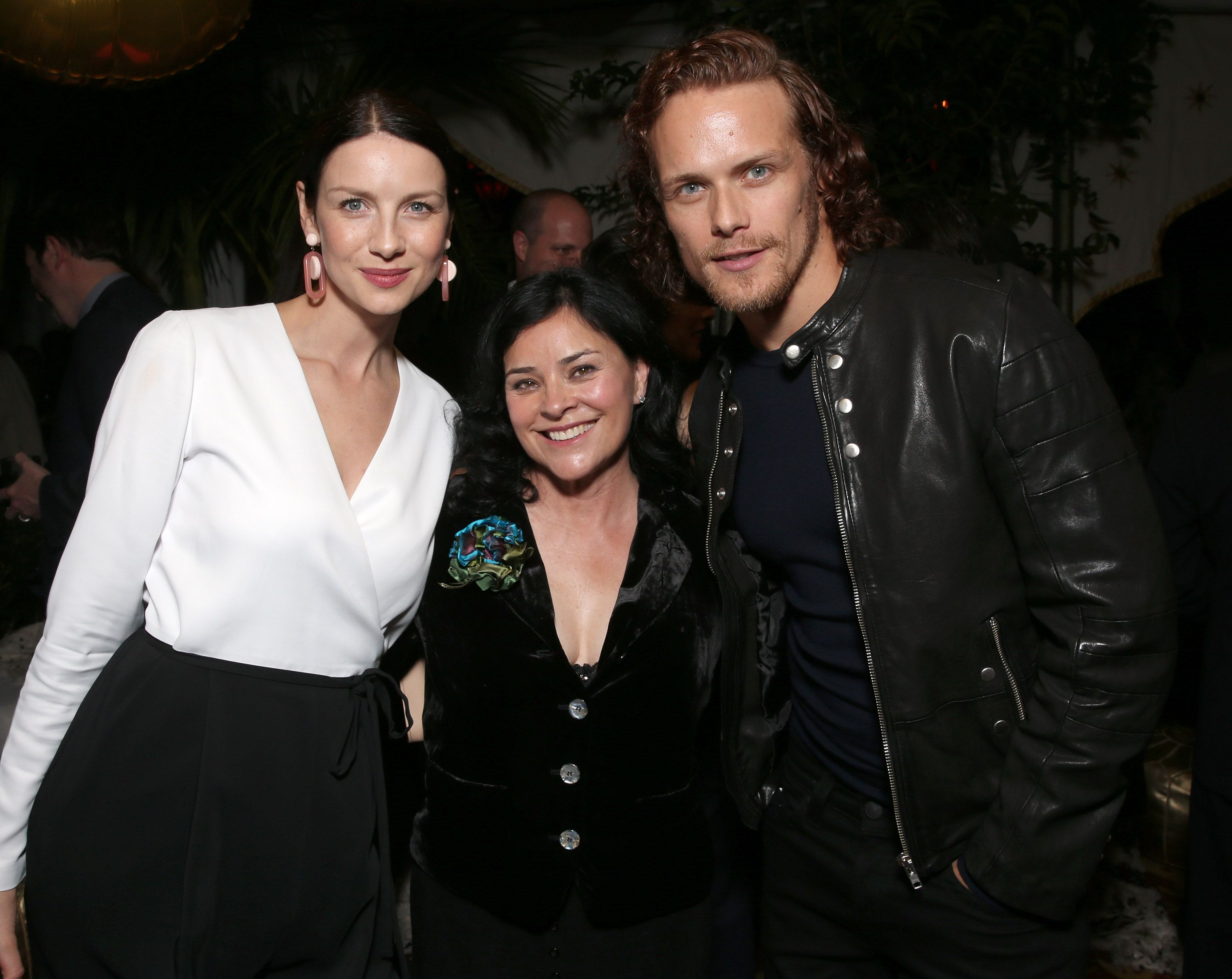 Outlander Is a Finalist in Great American Read - Diana Gabaldon on