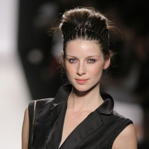 Olympus Fashion Week Fall 2005 - Narciso Rodriguez - Runway