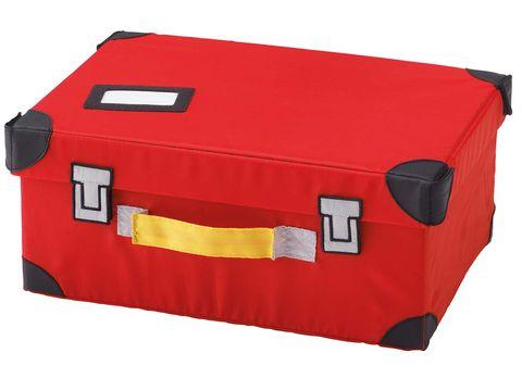 maleta para juguetes o para viajar