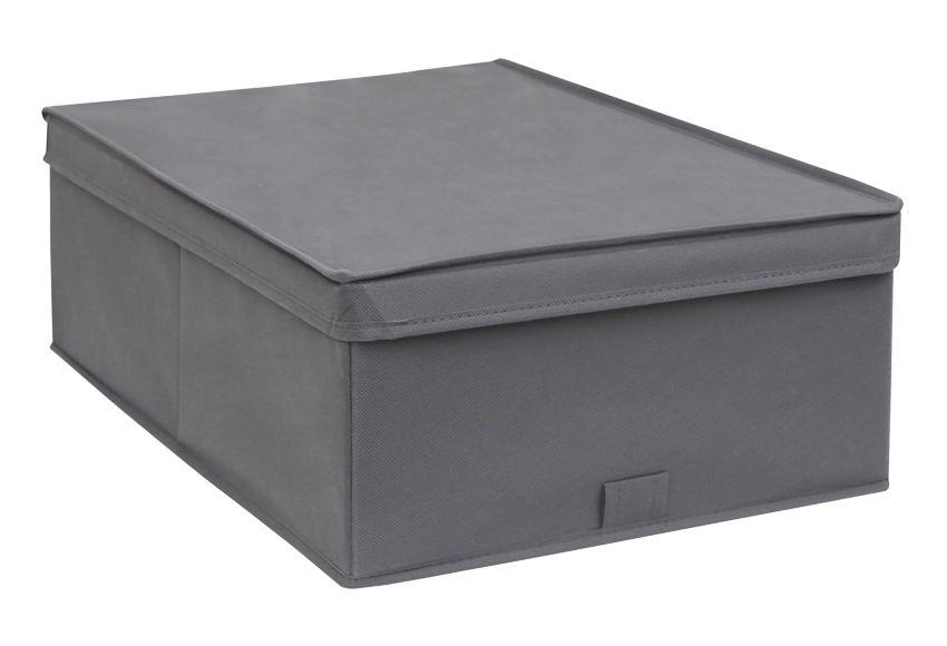 Caja de tela para el armario