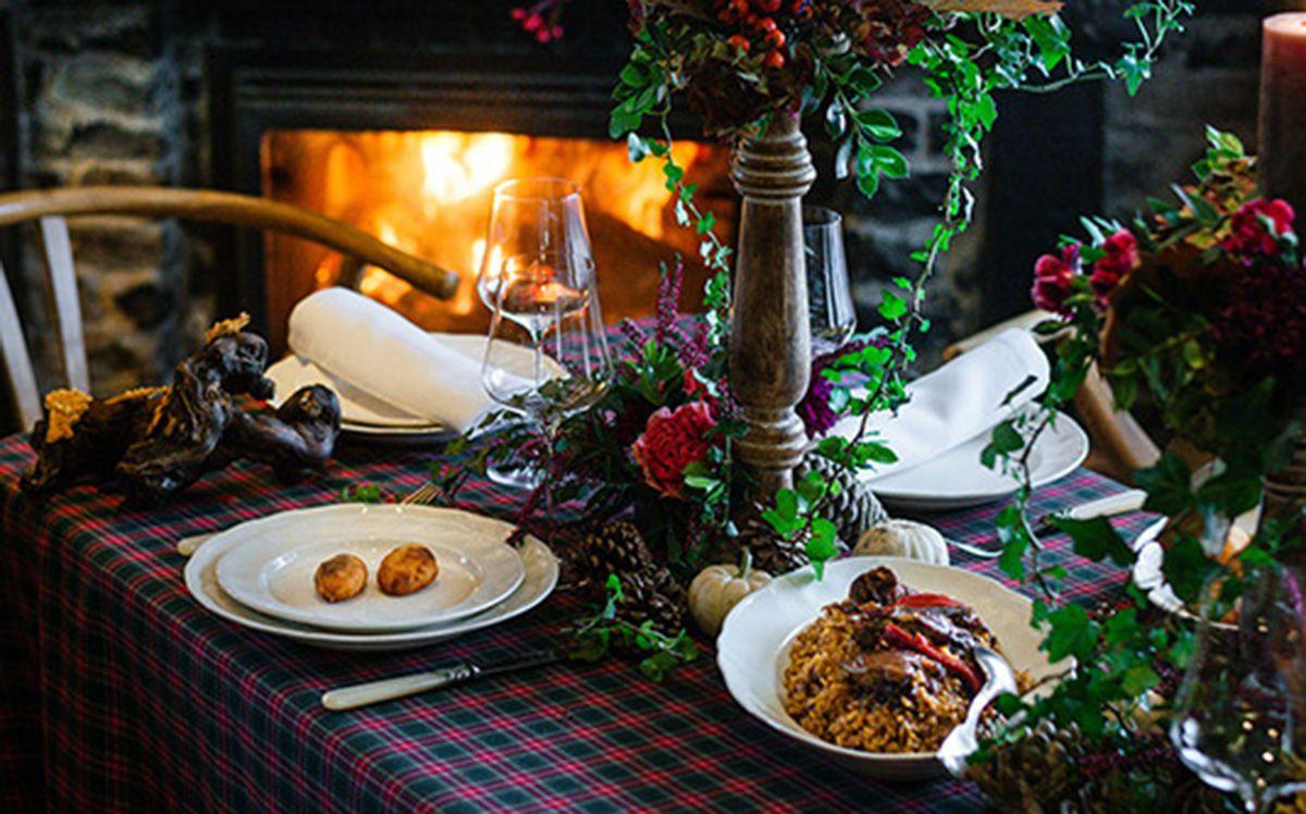 Cajas y menús gastro para disfrutar y comer muy bien en casa esta Navidad