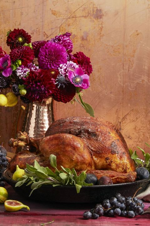 thanksgiving turkey recipes — cajun spiced turkey
