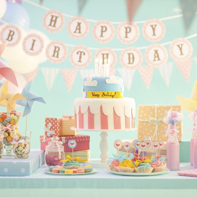 10 Easy Diy Birthday Decorations Cute