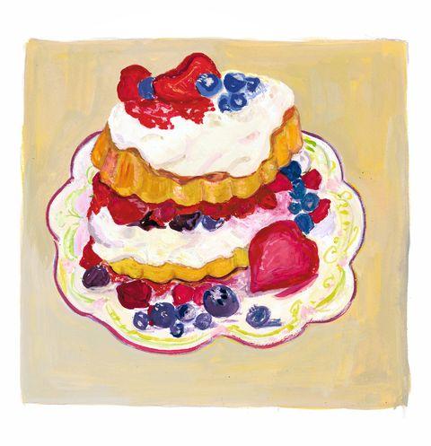 Cake, Maira Kalman, Penguin Press