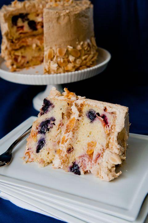 Dish, Food, Cuisine, Ingredient, Dessert, Baked goods, Produce, Semifreddo, Recipe, Fruit cake,