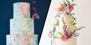 Best wedding cake trends 2020