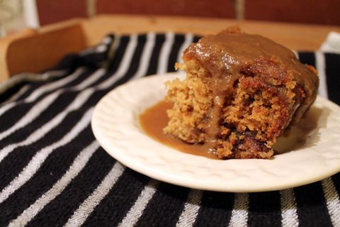 Celebrate the Holidays with Sticky Date Pudding