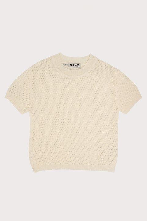 top in maglia