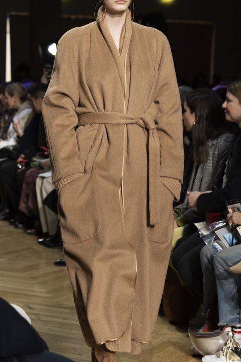 cappotto cammello moda autunno inverno 2020 2021
