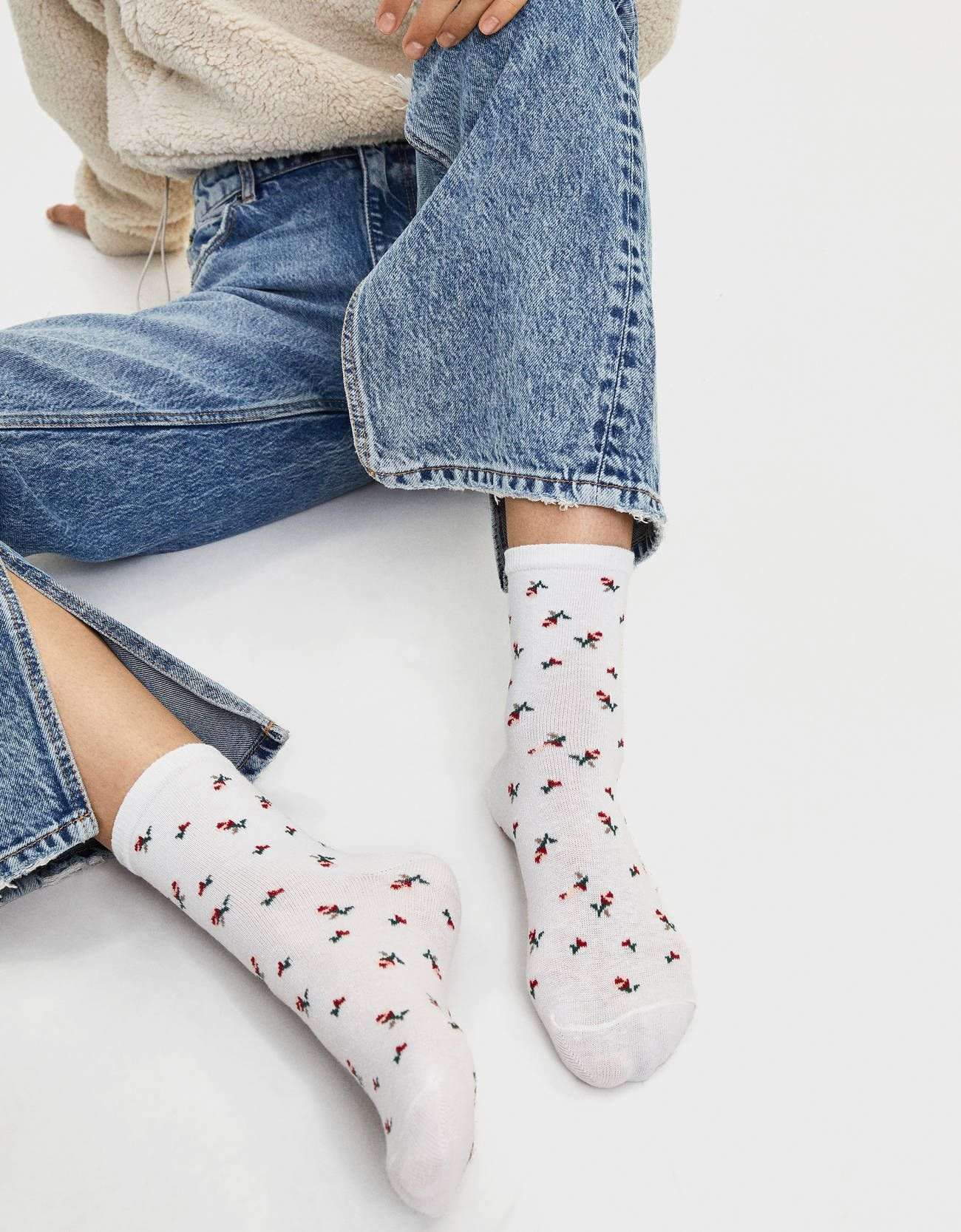 ¿Necesitas renovar tus calcetines? Pues Bershka tiene los más bonitos