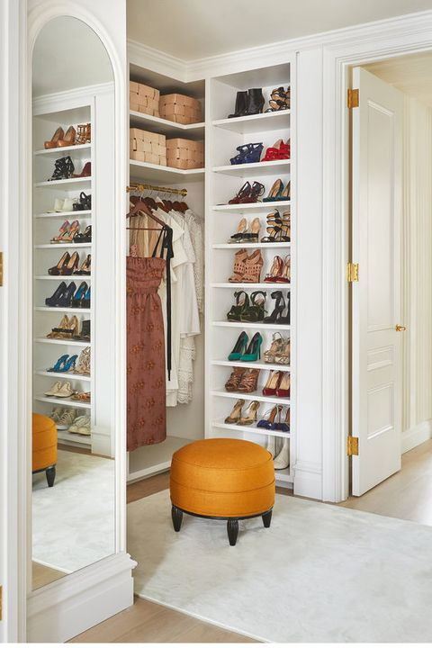 25 best walk in closet storage ideas and designs for - Walk in closet ideas ...