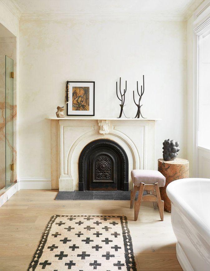 45 Best Fireplace Ideas - Stylish Indoor Fireplace Designs ...