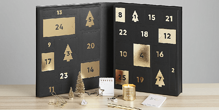 15 best luxury advent calendars for 2017 fancy christmas advent long gone are the advent calendar days where kids countdown to christmas with a variety of chocolates and sweetsthough these still exist too solutioingenieria Images