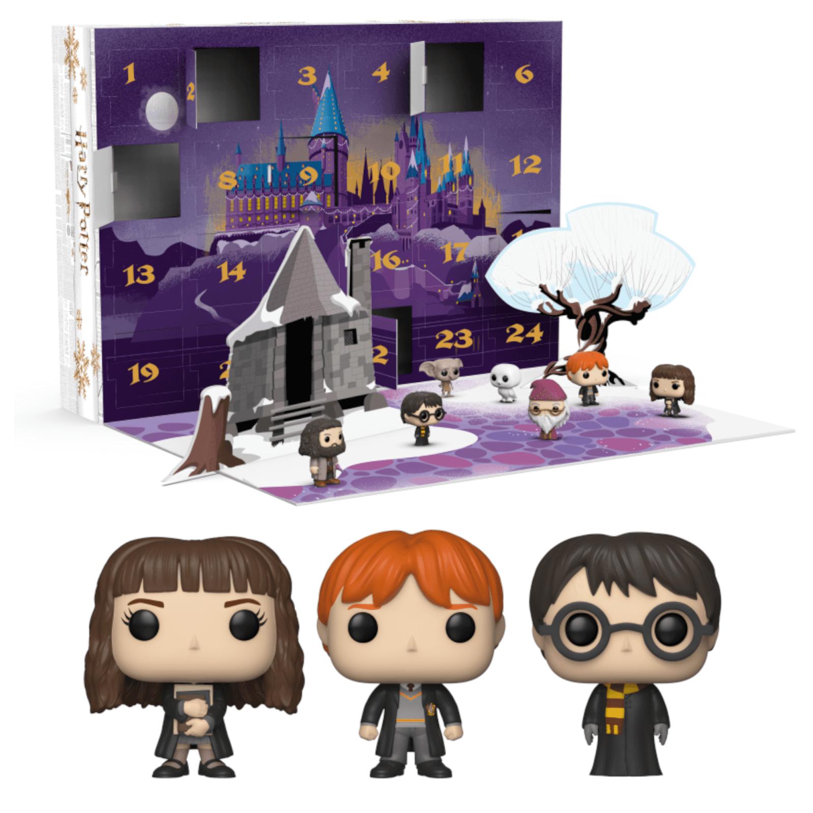 Funko Pop! saca un calendario de adviento de Harry Potter - Juguetes Harry Potter
