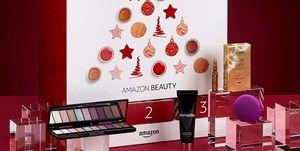 calendario beauty adviento amazon