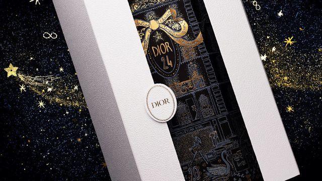 Calendario avvento Dior: in regalo makeup e profumi per ...