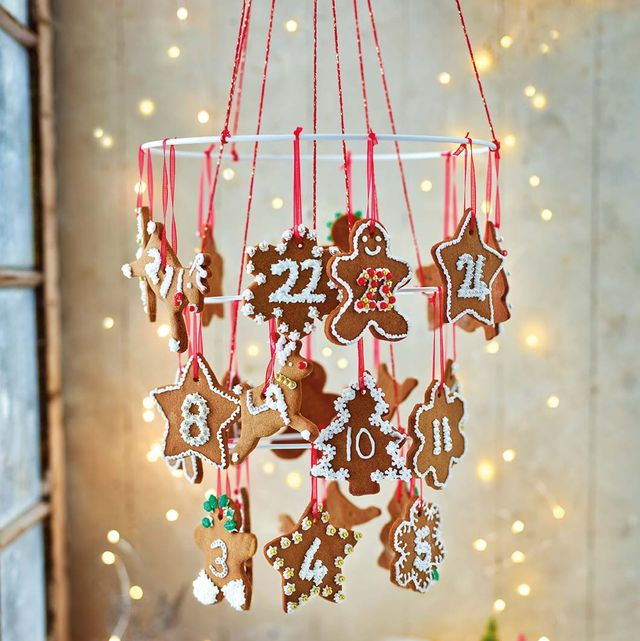 Branch, Lighting, Twig, Pink, Chandelier, Light fixture, Room, Interior design, Interior design, Christmas,