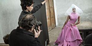 Pirelli 2020 Emma Watson Rosalia