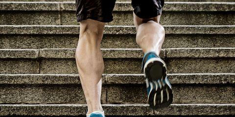 build calf muscles