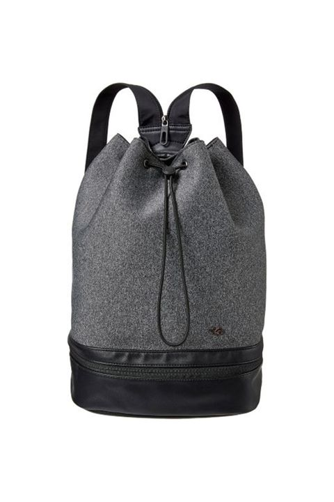 Calia Cinched Top Backpack Gym Bag