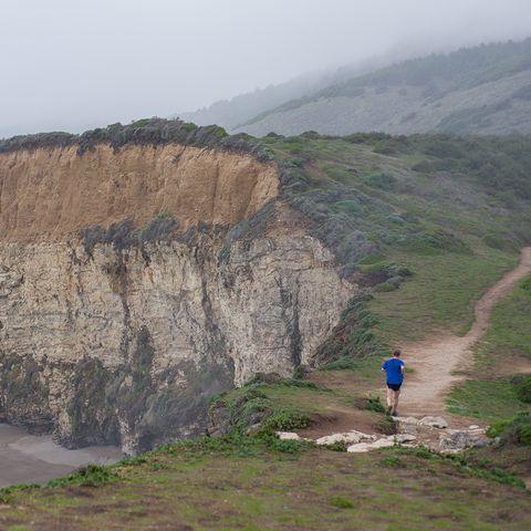 Cliff, Coast, Klippe, Headland, Promontory, Atmospheric phenomenon, Coastal and oceanic landforms, Rock, Cape, Terrain,