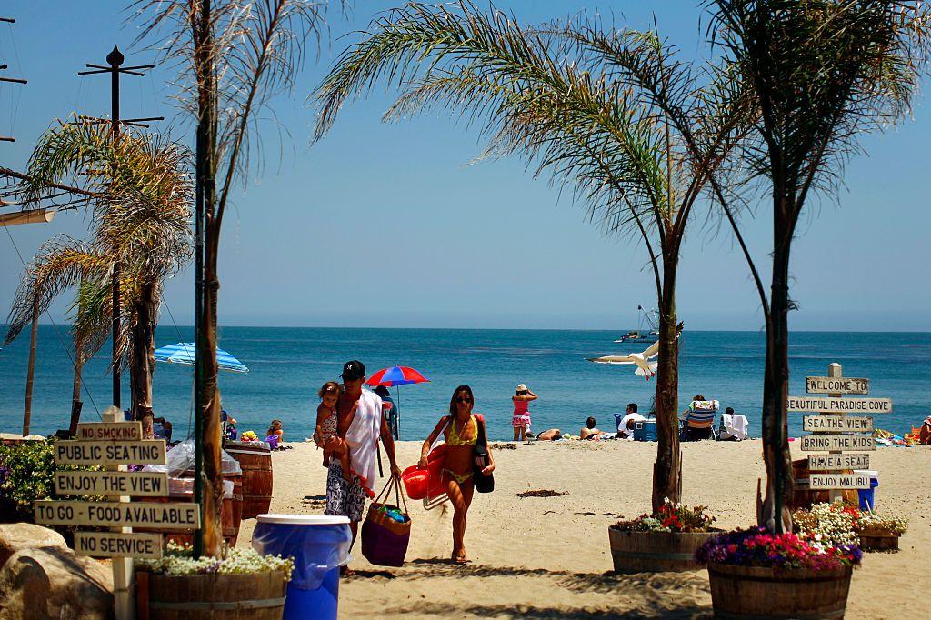 20 Best Beaches In California