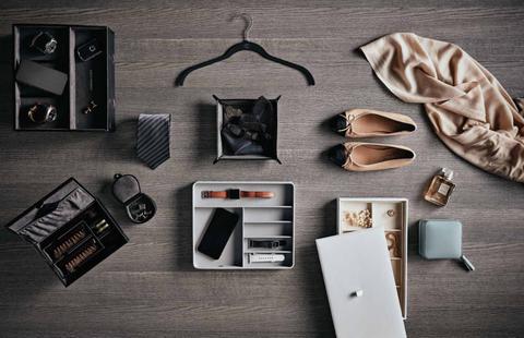 california closets essentials launch