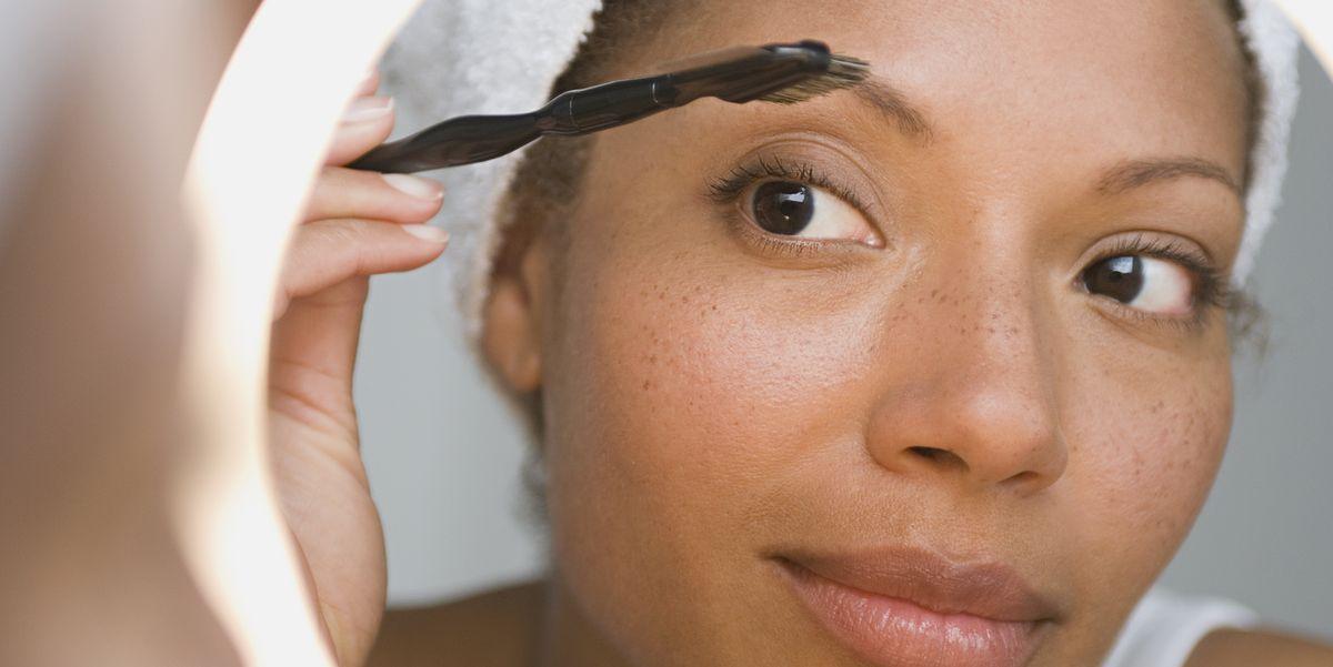 4 Eyebrow Shapes Eyebrow Tricks