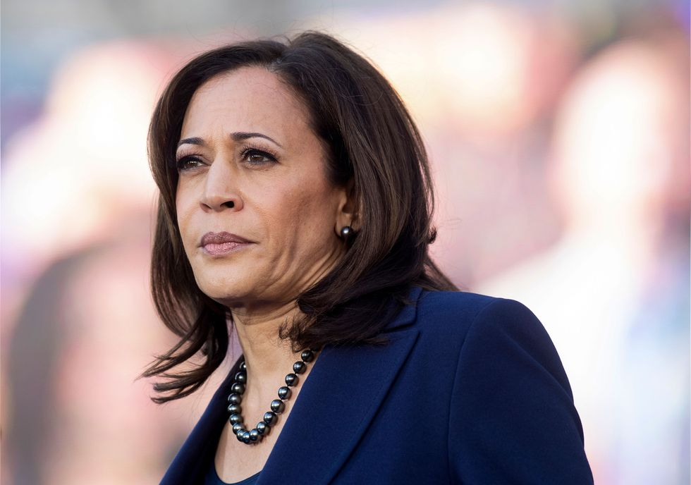 Sen. Kamala Harris Wants to Make It Harder for Those Convicted of Domestic Violence to Buy a Gun