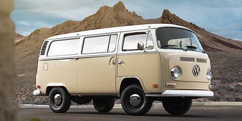 Volkswagen California T2 electric - delantera