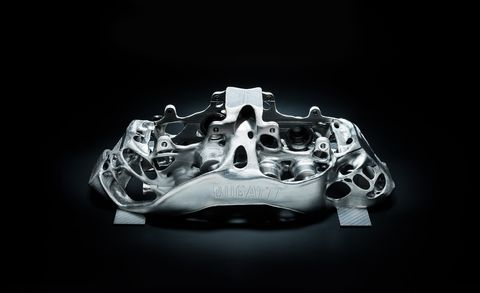 How Automakers Are 3D Printing Parts for Production Cars