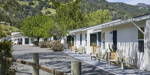 Calistoga Motor Lodge & Spa — Calistoga, California
