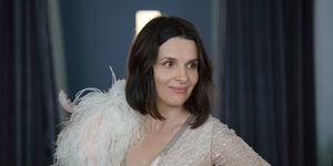 Juliette Binoche en el episodio 6 de latemporada 2 de la serieCall my Agent