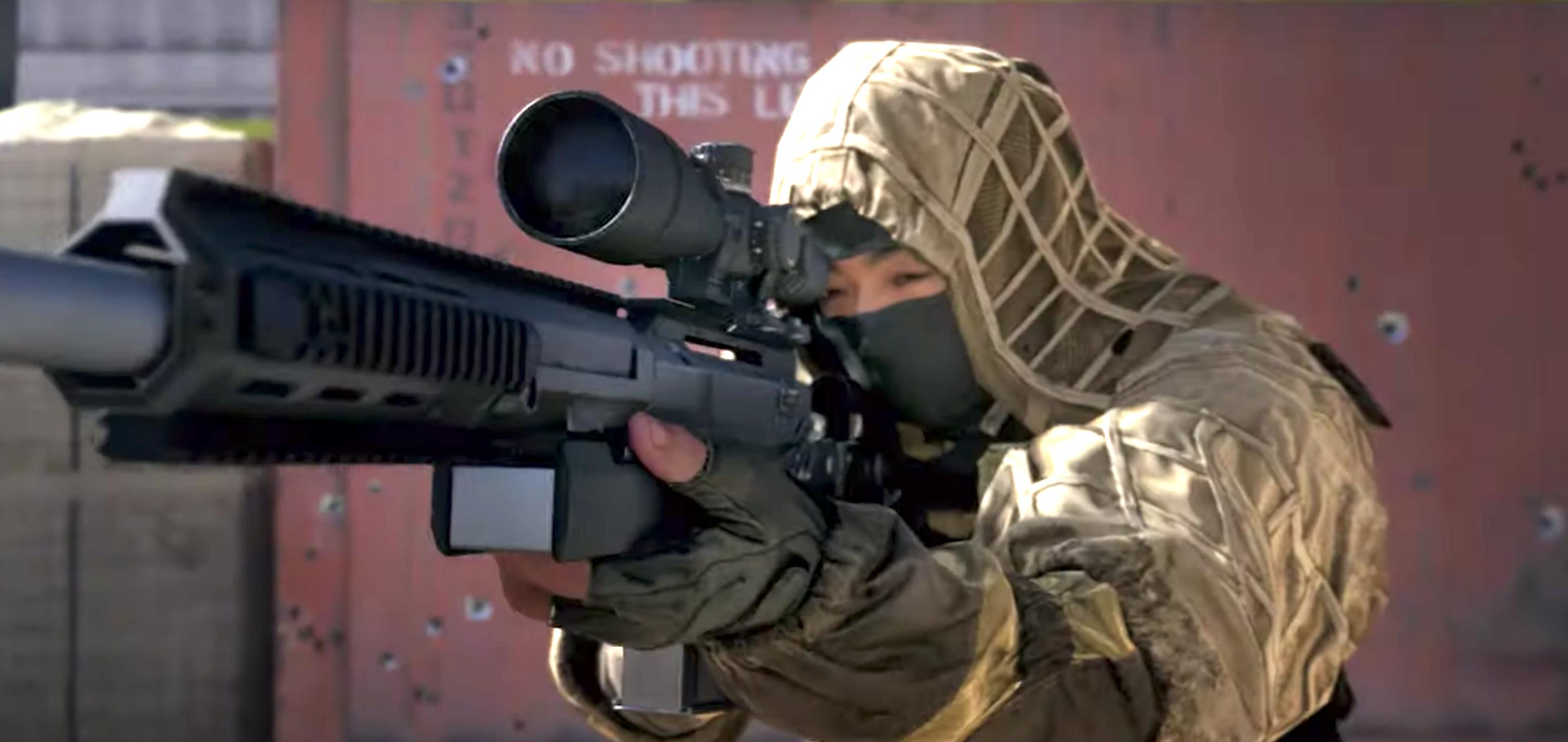Call of Duty: Modern Warfare is getting a new multiplayer Gunfight mode