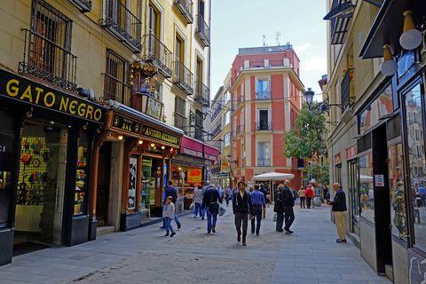 d498fcf77c Madrid, gli indirizzi per fare shopping tra mercatini e moda