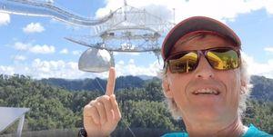 El reportaje que Jesús Calleja ha tenido que cancelar por la NASA