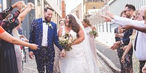 Callie Thorpe plus size wedding dress