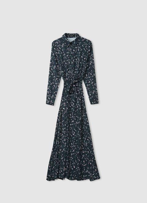 dettagliare prezzo ragionevole vendita a buon mercato nel Regno Unito Moda Primavera 2018: 7 vestiti lunghi a fiori sotto i 100 euro WOW
