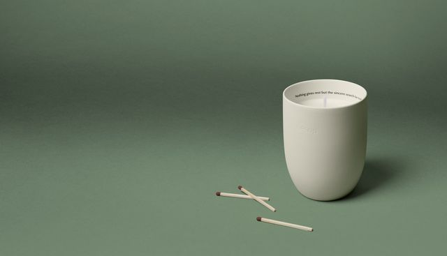 aesop first new candle collection