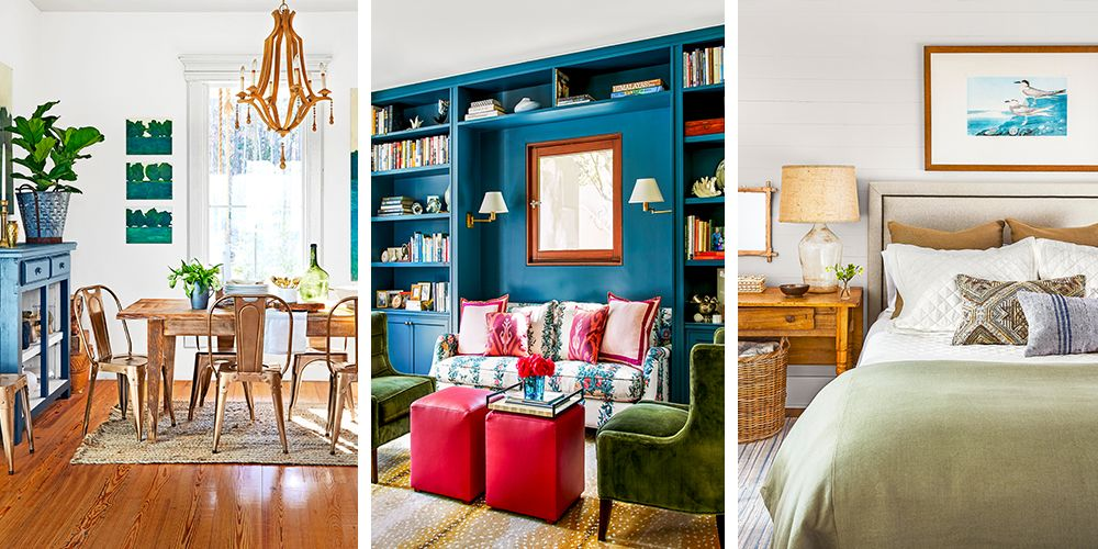 10 Design Secrets For A Calm And Happy Home - How To Create A