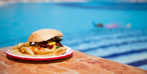 This is how many calories you could be consuming on your all-inclusive break