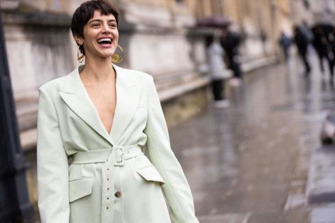 street style    paris fashion week   womenswear fallwinter 20202021  day seven