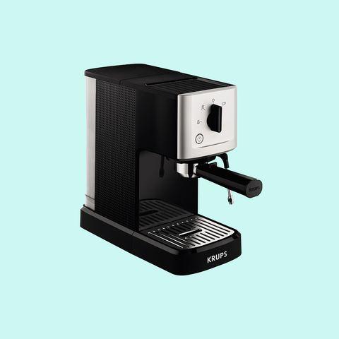 Krups Calvi Manual Espresso Steam and Pump Coffee Machine XP344040 Review