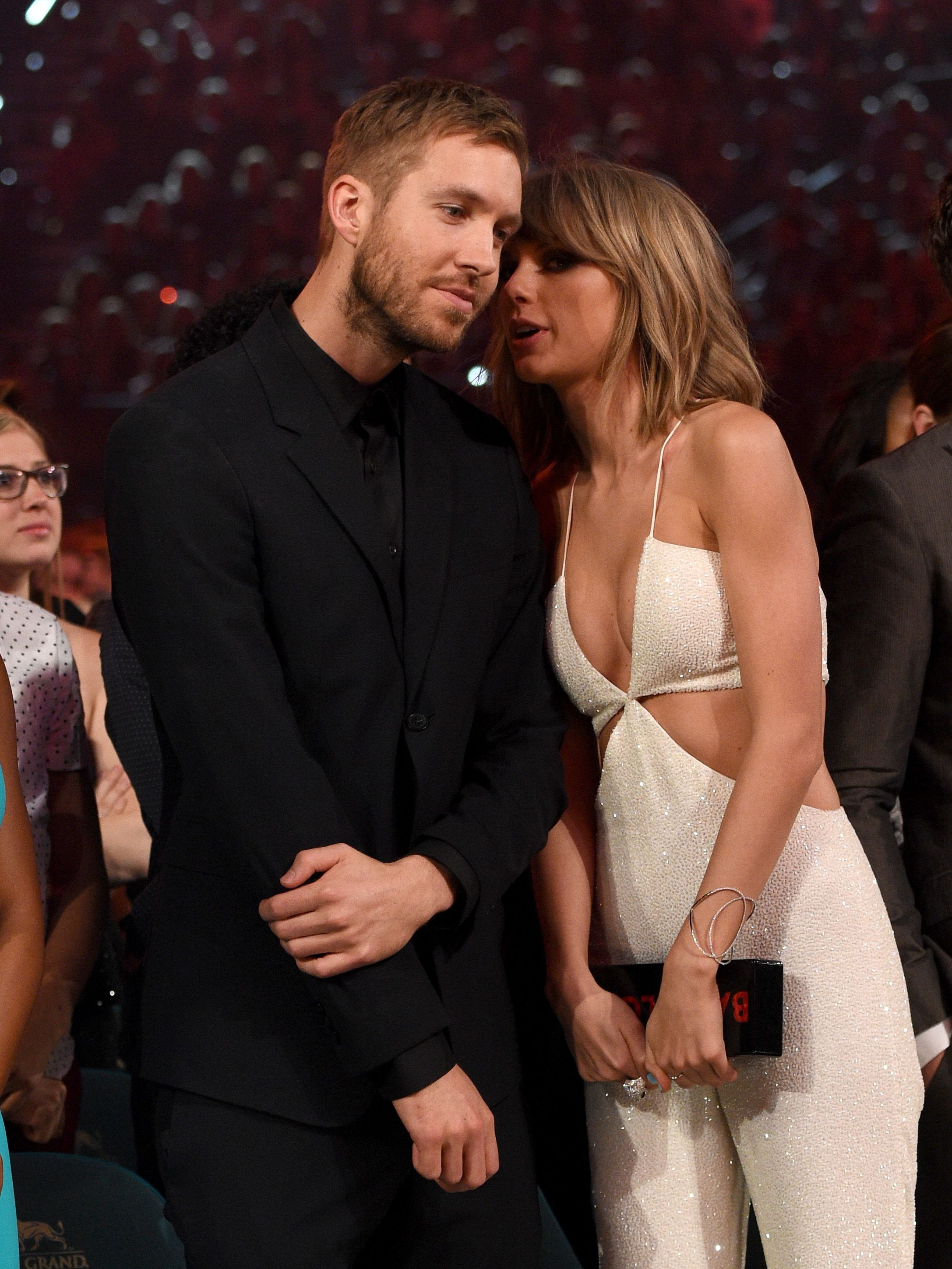 Calvin harris is dating