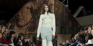Calvin Klein Collection - Runway - February 2018 - New York Fashion Week