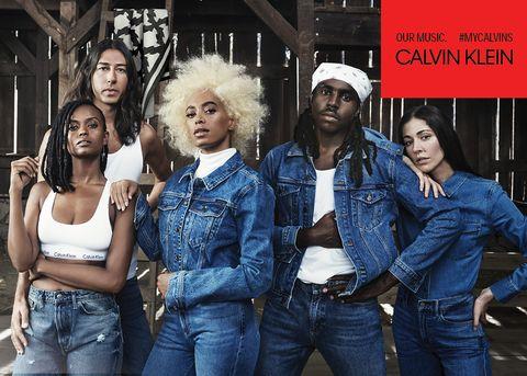Solange Knowles Calvin Klein