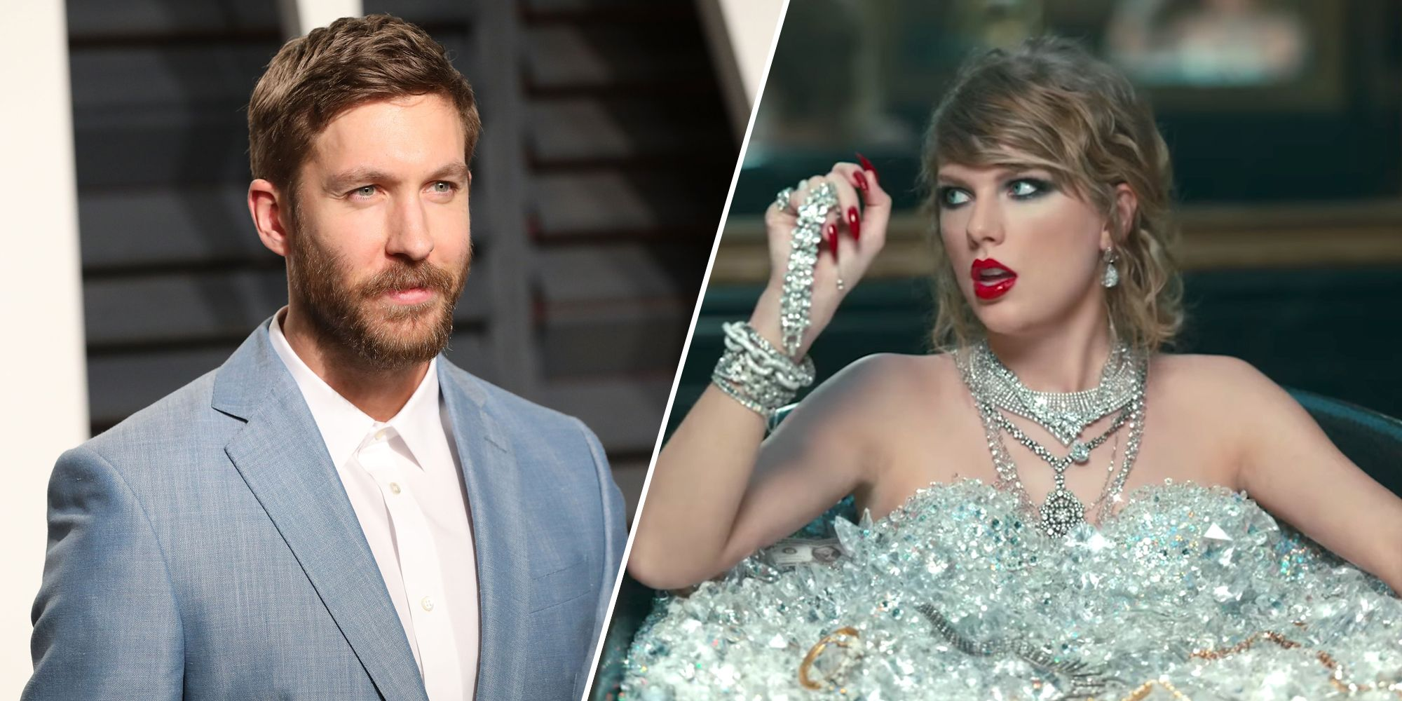 Why Taylor Swift Put Engagement Ring Box In Look What You Made Me Do Calvin Harris Easter Egg Theory