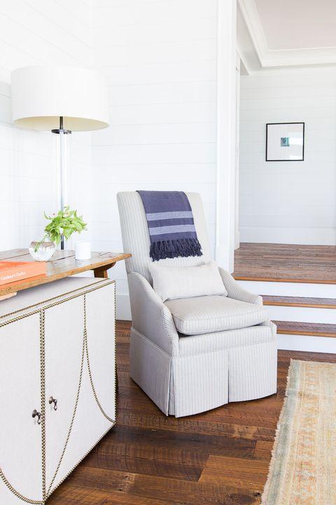 Furniture, White, Room, Interior design, Floor, Property, Product, Living room, Bedroom, Bed,