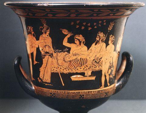 Orgia antigua grecia sexo porno En Que Consistian Exactamente Las Orgias De La Antigua Grecia